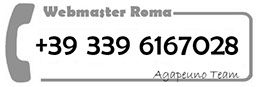 Webmaster Roma Agapeuno Team phone number